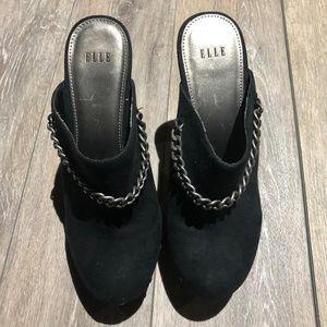 Elle Bumper heels size 8M